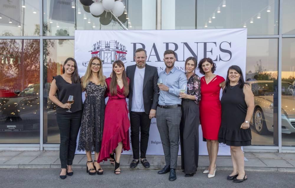 BARNES International отбеляза 1 година присъствие в България1